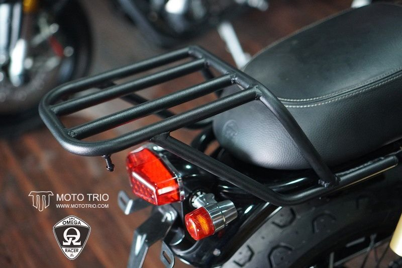 OmegaRacer MotoTrio Royal Enfield Luggage Rack (3)