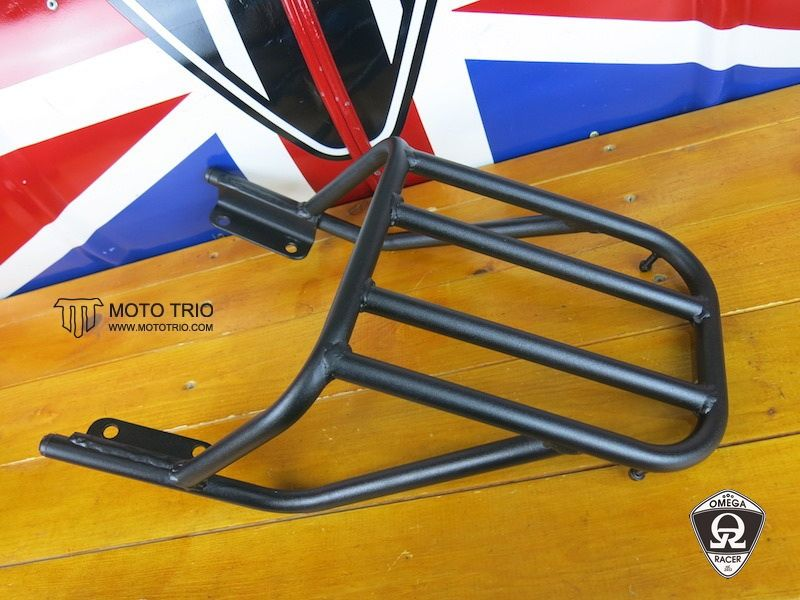 MotoTrio - Royal Enfield - Luggage Rack