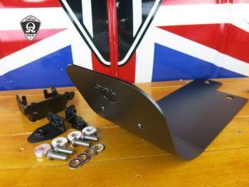 Royal Enfield - Skid Plate