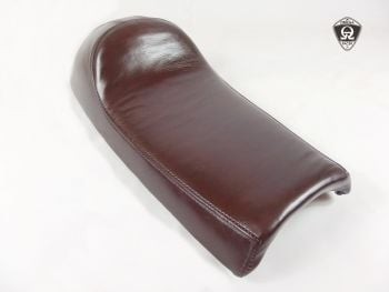 Royal Enfield - Real Leather Seat - Pure Cafe