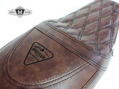 JP Seat Colours Classic Brown 7