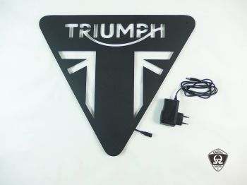 Triumph Wall Sign (LED)