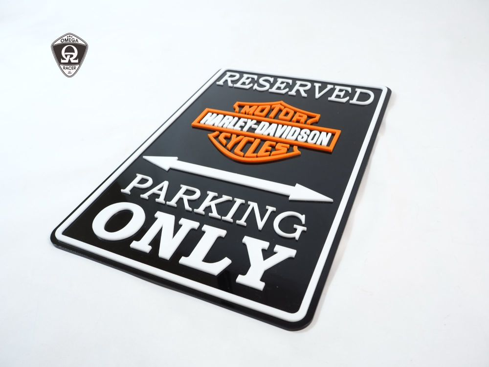 HD Only - Parking Sign