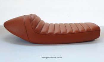 Yamaha SR Seat - Cafe Rocker V2.0 - Brown