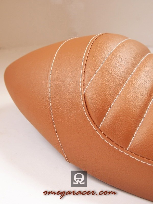 yamahasr cafe rocker seat brown (3)