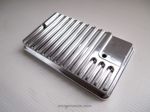 Starter Cover - Finned CNC Billet Alloy