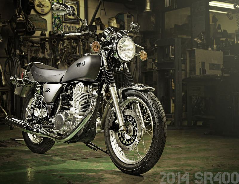 Yamaha SR400: The New Old Model Launch | RideApart