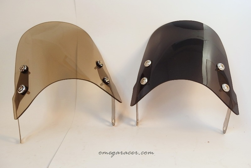 front shield type 2 yamaha sr (4)