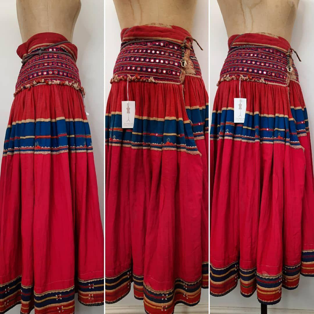 Afghan Skirt