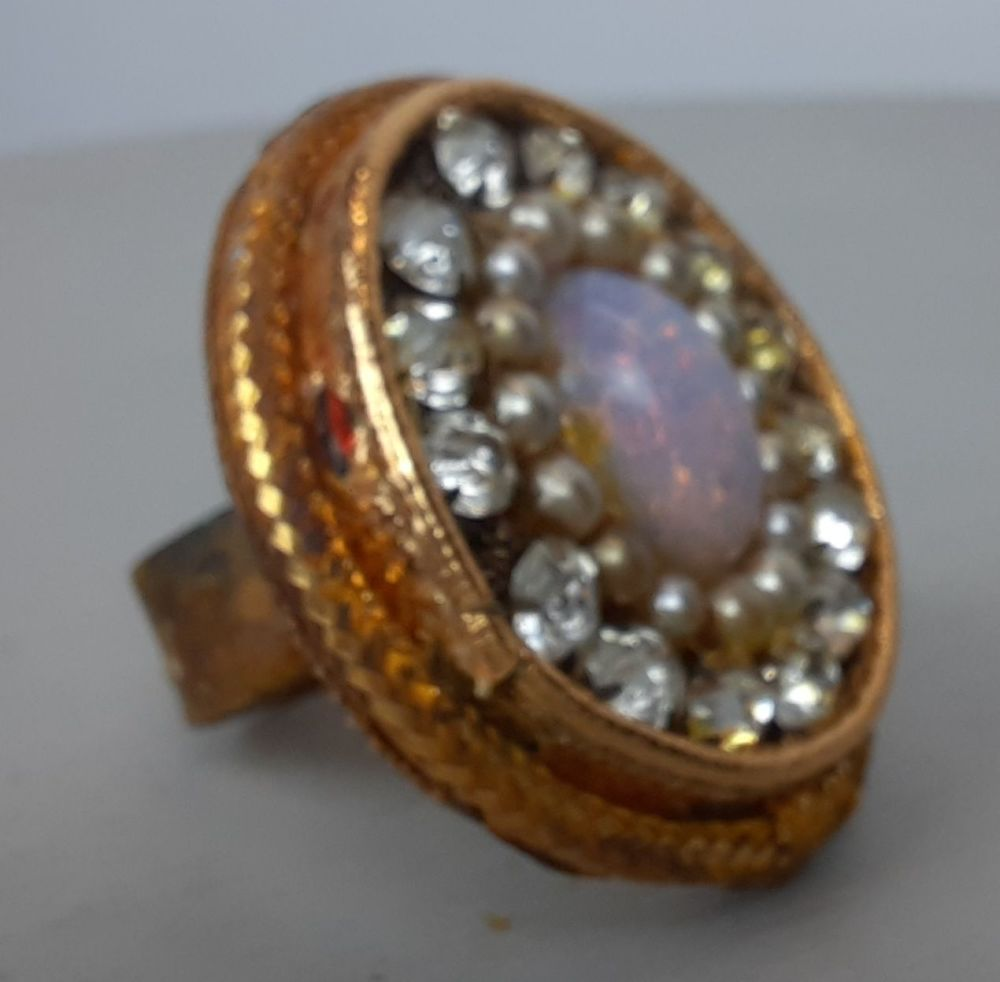 Theatrical Costume Ring