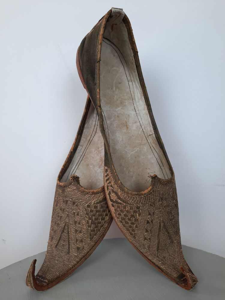 Middle Eastern shoes c.1930s