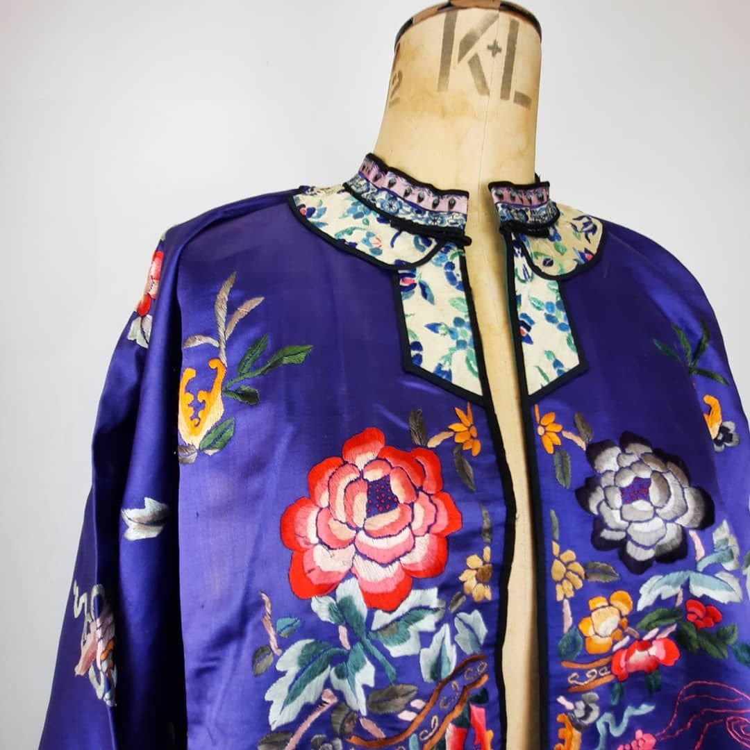 Qing Dynasty Chinese Robe