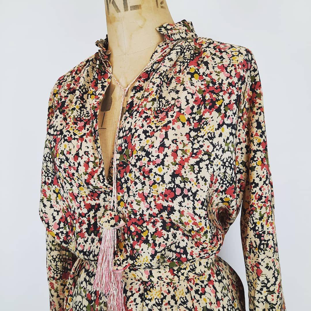 Vintage Sujon Silk Suit