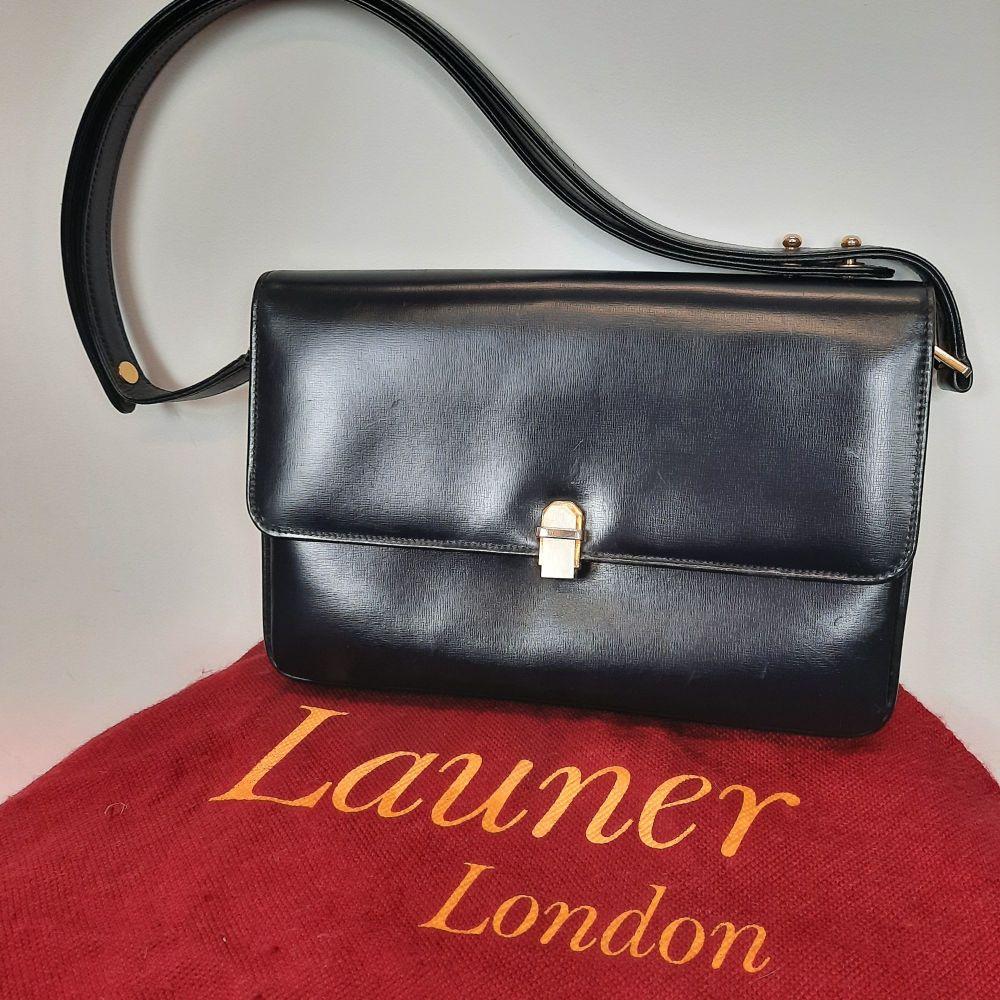 Vintage Launer Handbag