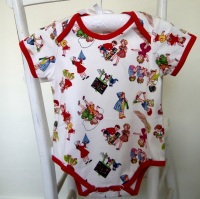 Babygro Vest - Girls At Play