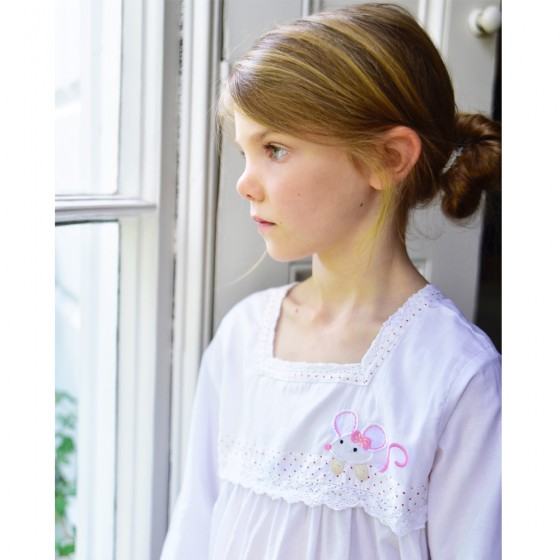 Girl's Cotton Nightdresses by Powellcraft