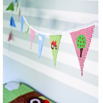 Bunting - Farmyard Design