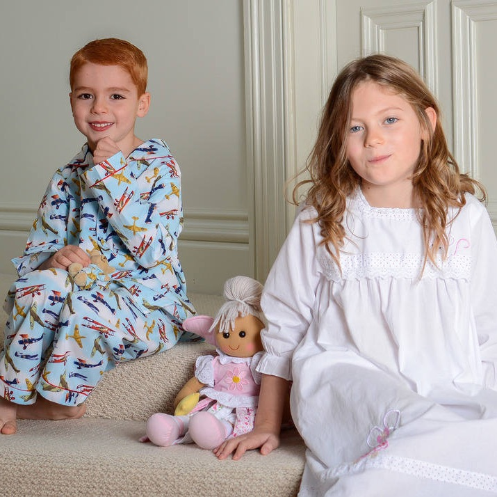 Children's Cotton Nightwear