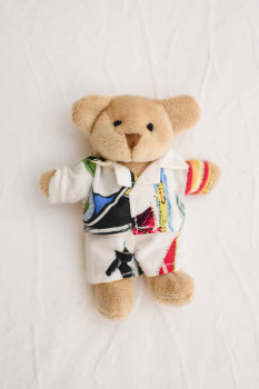 Mini Daniel Bear
