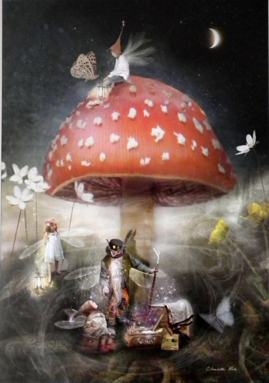 Fairy Card - The Wish
