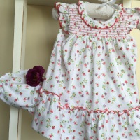 Red Berry Dress by Kissy Kissy