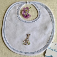 Sunny Safari Bib by Kissy Kissy