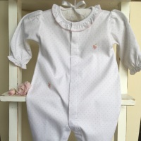 Summer Medley Sleepsuit by Kissy Kissy