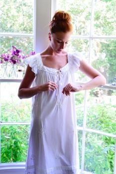 Ladies Nightdress - Margo