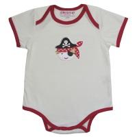 Babygro Vest - Pirate