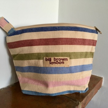 Wash Bags by Bill Brown London