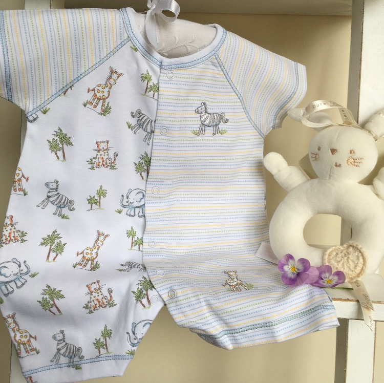 Baby Clothes in Luxurious Pima Cotton
