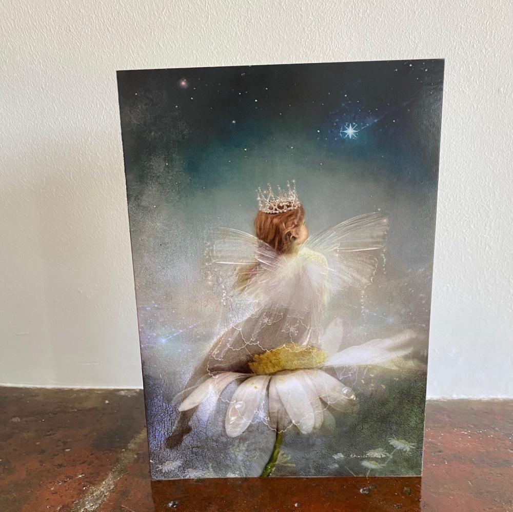 Fairy Card - A Starlit Garden