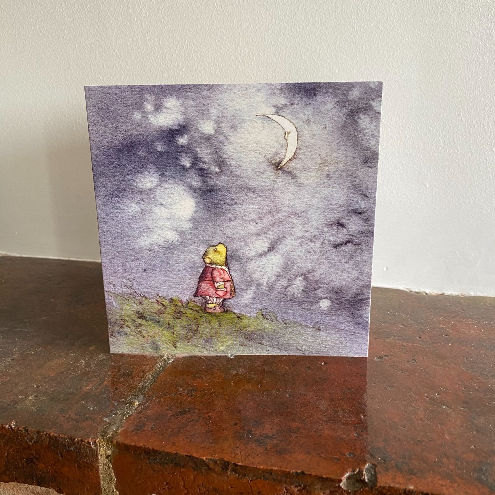 Birthday Card- That Magic Feeling