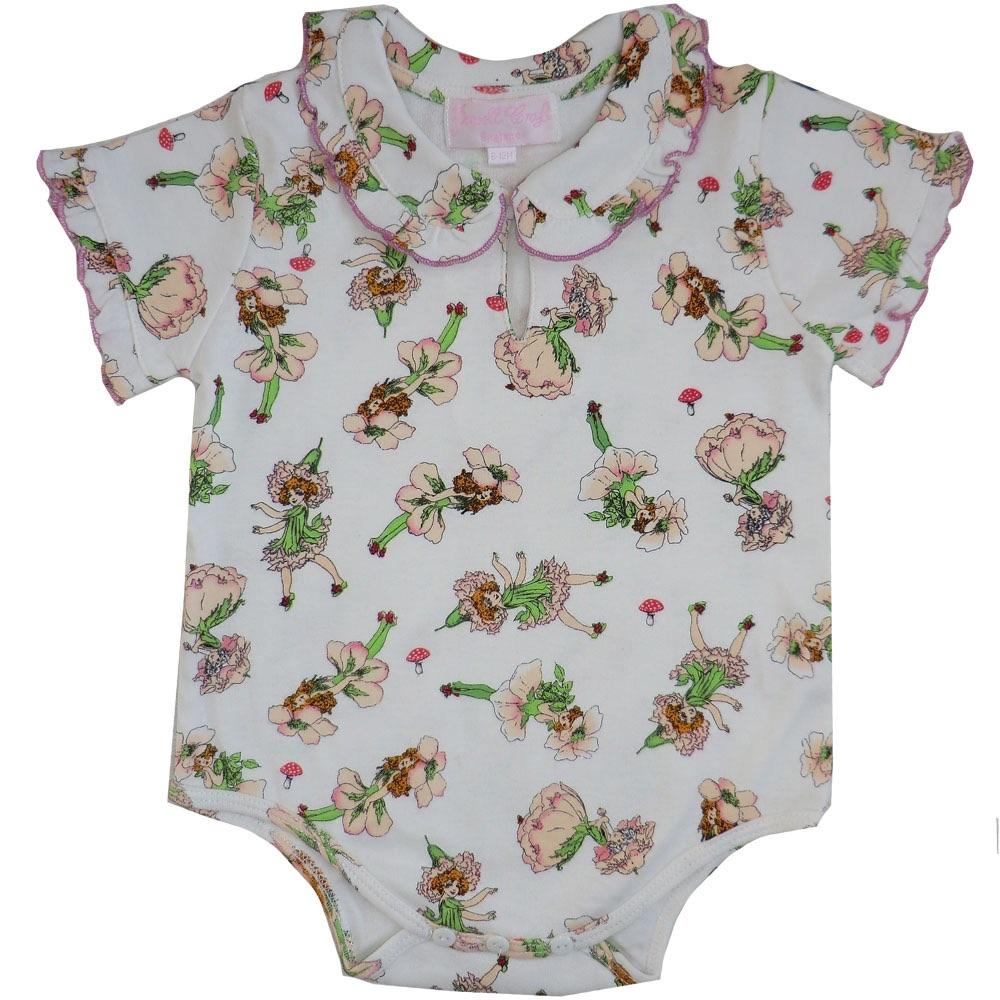 Babygro vest - Fairy