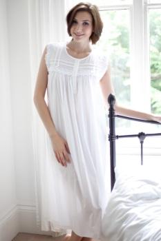 Cotton Nightdress - Caty