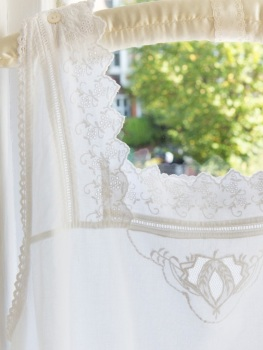 Sleeveless Cotton Nightdress - Chemise