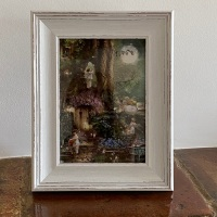 Framed Fairy Picture -