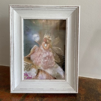 Framed Fairy Picture - The Fairy Queen