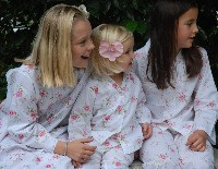 Girl's Pyjamas by Powellcraft