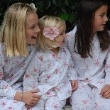 Girl's Cotton Pyjamas by Powellcraft