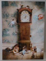 Fairy Card - Hickory Dickory Dock