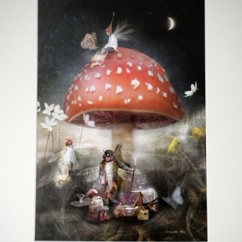 Fairy Print - The Wish
