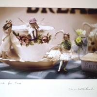 Fairy Print - Time for Tea