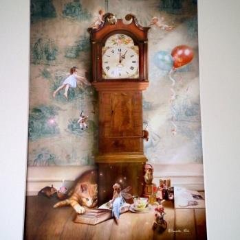 Fairy Print - Hickory Dickory Dock