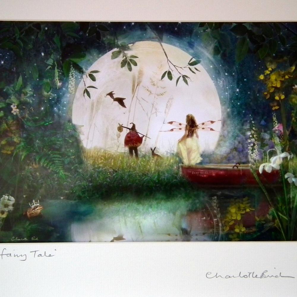 Fairy Print - Fairytale