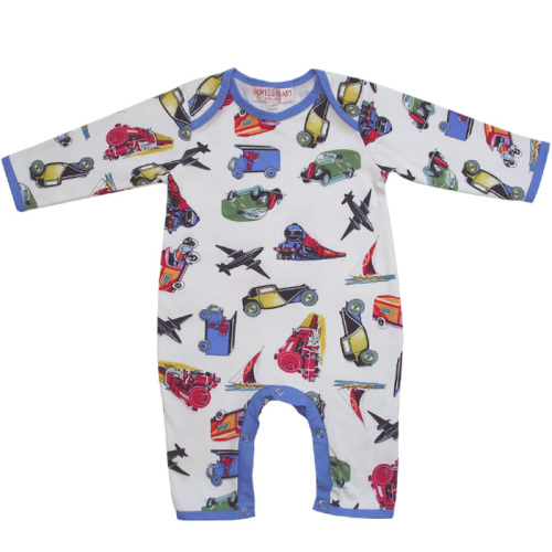 Powellcraft Baby Jumpsuit - Transport