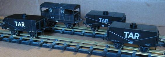 TarWagons