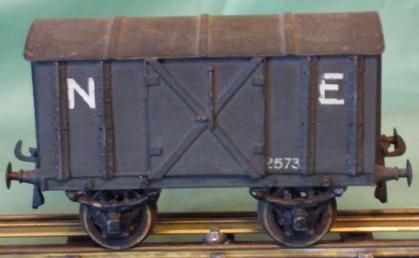 Mills NE Box