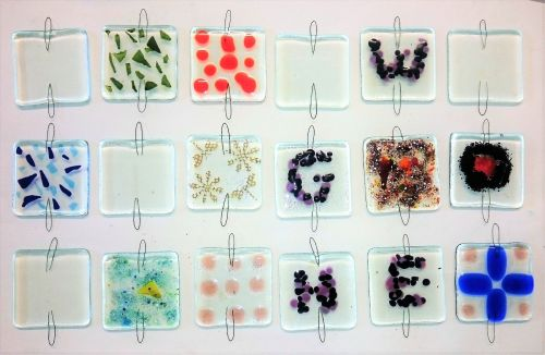 325 Fused Glass Pay As You Go 2 Hour Session - Tuesday 23rd January 2018 (6