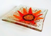 PRIVATE BOOKING Fused Glass Taster - Saturday 16th December 2017, 2pm to 4:30pm